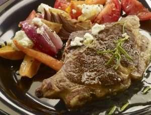Prøv også Lam med ovnsbakte grønnsaker.