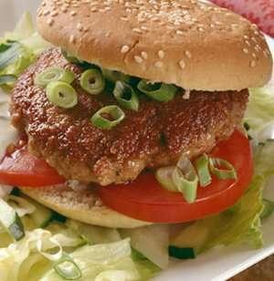 Prøv også Lammeburger med bacon 2.
