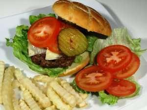 Prøv også Hjemmelagd hamburger fra Knut.