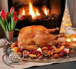 Prøv også Helstekt kalkun med brødstuffing og fløtesaus.