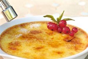 Prøv også Crème brûlée fra gourmeten.