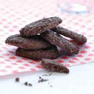 Prøv også Sjokoladekjeks med sukrin.