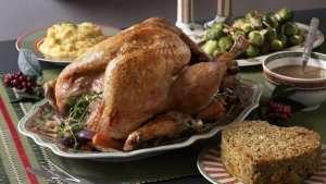 Prøv også Julekalkun med stuffing, rotgrønnsaker og gyllen potetmos.