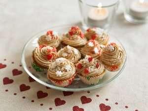 Prøv også Minicupcakes med JuleMousse.