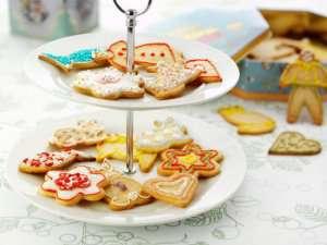 Klassiske småkaker oppskrift.