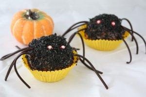 Prøv også Edderkoppcupcakes.