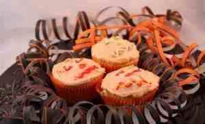 Prøv også Halloween-cupcakes.