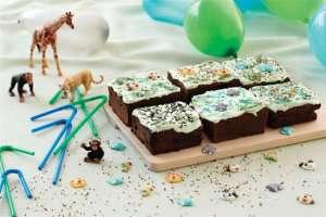 Prøv også Jungelsjokoladekake.