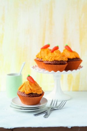 Prøv også Gulrotcupcakes.