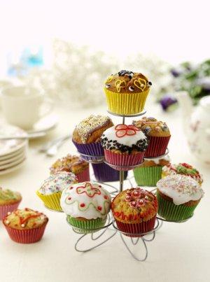 Les mer om Muffins med n�tter og epler hos oss.