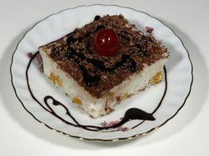 Prøv også Maja Blanca (kokospudding).