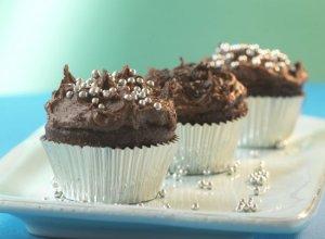 Prøv også Sjokoladeelskerens cupcakes.