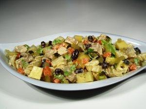 Prøv også Kylling og makaroni salat.