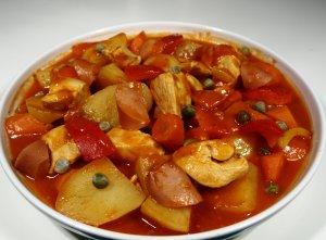 Prøv også Chicken Afritada.