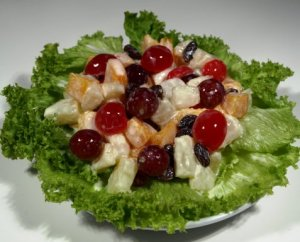 Prøv også Filippinsk frukt salat.