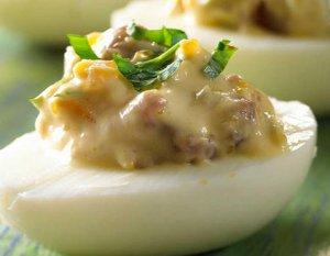 Prøv også Egg med ansjos.