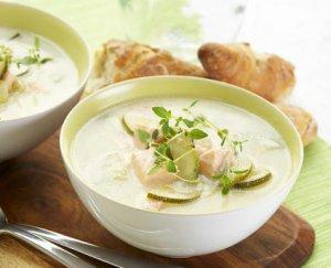Prøv også Squashsuppe med laks.