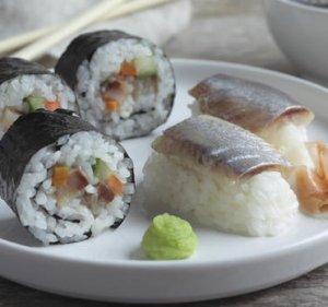 Prøv også Sushi med matjessild.