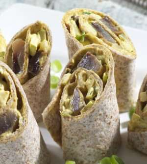 Try also Wrap med karrisild.