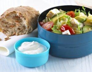 Prøv også Kylling og pastasalat i boks.
