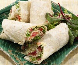 Prøv også Wraps med ost og grønt.