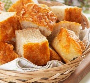 Prøv også Focaccia med cheddar og hvitløk.