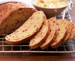 Prøv også Brød med rotfrukter.