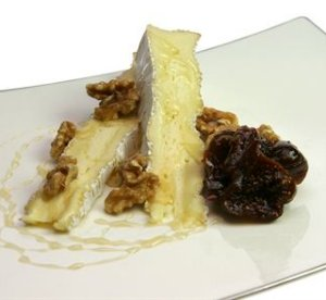 Prøv også Desserttallerken med brie de Meaux.