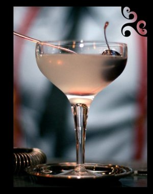 Try also Beefeater - The white lady.