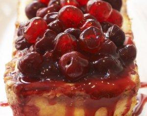Prøv også Ostekake med kirsebær.