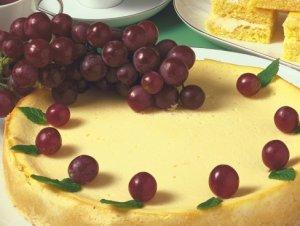 Les mer om Amerikansk ostekake med druer hos oss.
