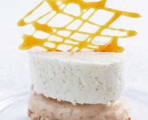 Prøv også Limedrøm med vaniljemakroner.