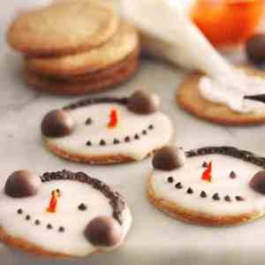 Prøv også Snømannkaker.