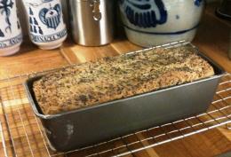 Prøv også Glutenfritt brød uten gjær.