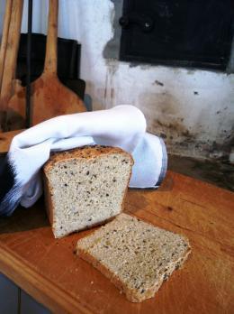 Prøv også Brød med Jyttemjøl Teff & Original.