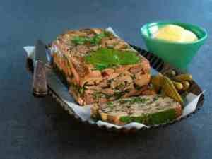 Prøv også Skinke- og persilleterrin.
