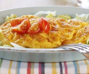 Prøv også Omelett med kalkun og salsa.