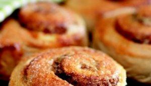 Prøv også Kanelsnurrer - liten porsjon gjærbakst.