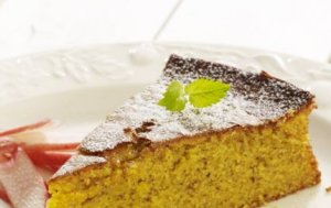 Prøv også Gulrotkake med smak av appelsin.