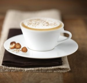 Prøv også Hazelnut Cappuccino.