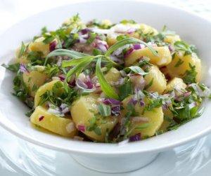 Prøv også Fransk potetsalat 5.