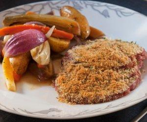 Prøv også Juleskinke med ovnsbakte rotgrønnsaker.