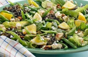 Prøv også Salat med sitron.