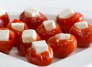 Prøv også Fylt paprika med apetina.