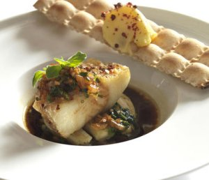 Prøv også Stekt tørrfisk med fennikel og soyasjy.