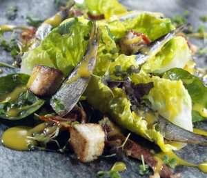 Prøv også Cæsarsalat med sardiner.