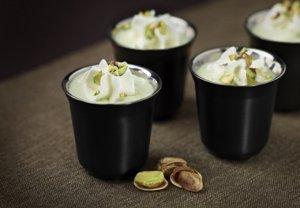 Prøv også Coffee Pistachio semi-freddo.
