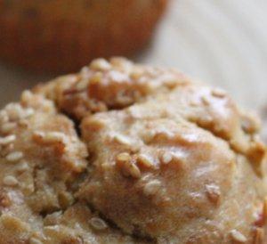 Prøv også Muffins med smak av asia.