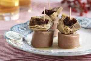 Prøv også Vossakorv med marinert artiskokk.