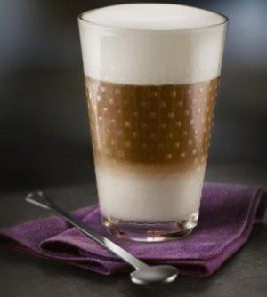 Prøv også Latte Macchiato.